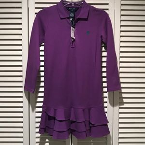 Ralph Lauren Polo Long Sleeve Girls Size 6x
